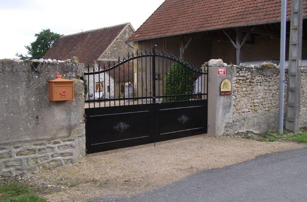 Montgenoux (Centre France)